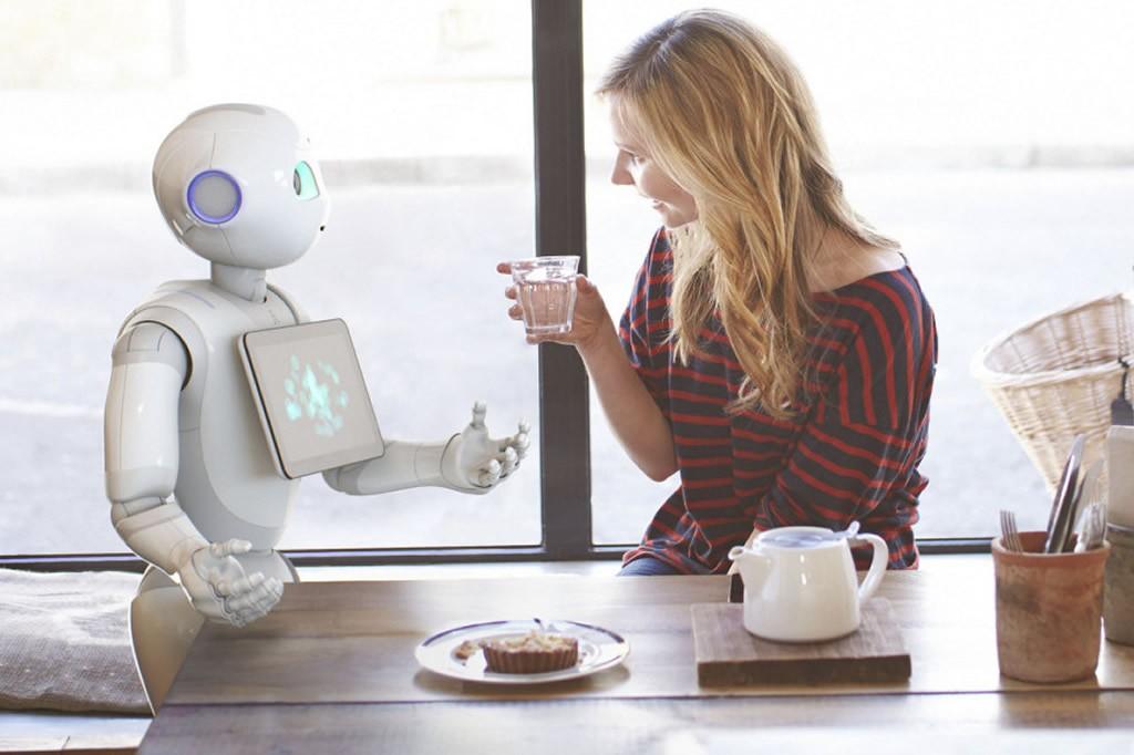 robot bot prodotti smart ai