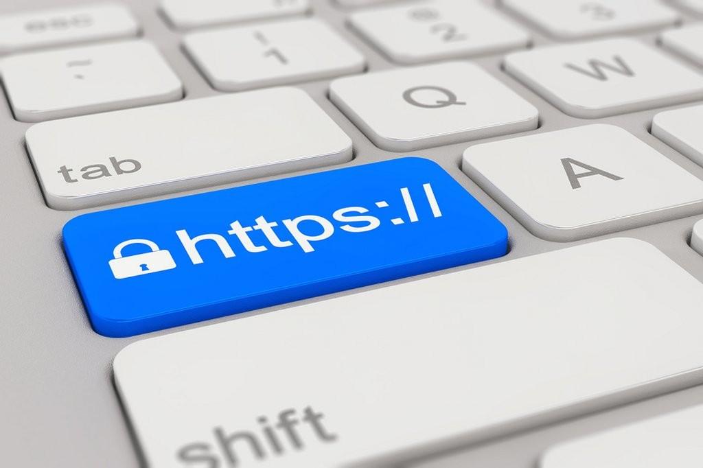 sito web sicuro ssl https