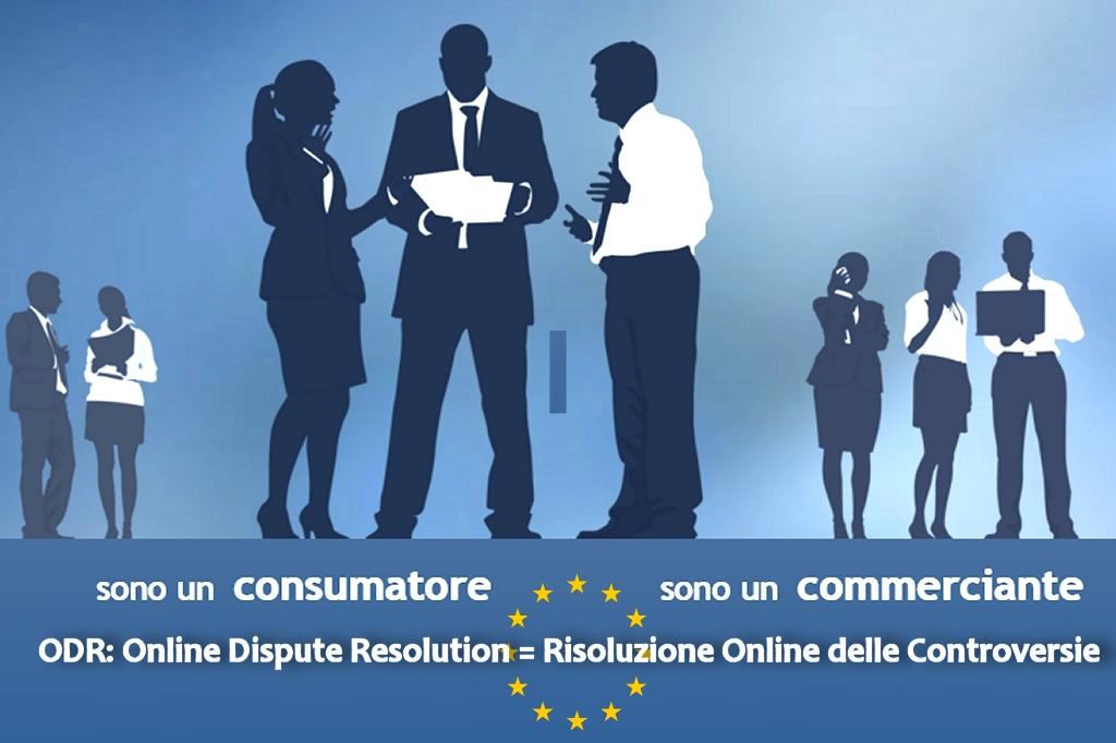 ODR Online Dispute Resolution Risoluzione Online delle Controversie